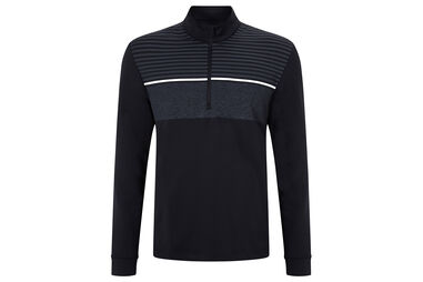Callaway Golf Chest Striped Sweatshirt