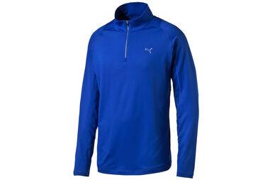 PUMA Golf Pullover mit 1/4-Reißverschluss
