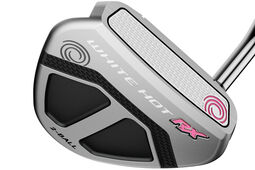 Odyssey White Hot RX 2-Ball V-Line Putter für Damen