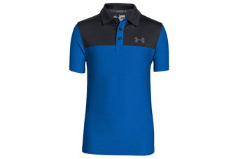 Under Armour Matchplay Blocked Junior Polo Shirt