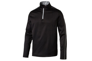 PUMA Golf Core Fleece Windshirt