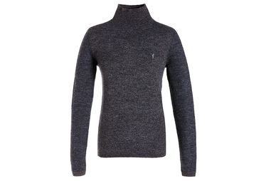 GOLFINO Ladies Jacquard Knitted Rollneck