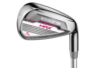 Cobra Golf MAX Ladies Irons Graphite 5-SW