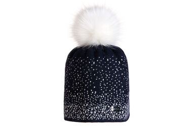 Chapeau GOLFINO Knitted PomPom pour femmes