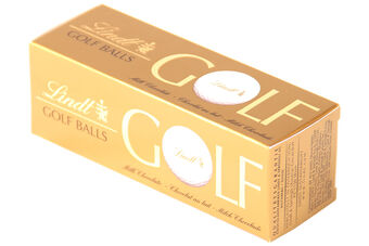 Lindt Chocolate Golf Balls 3 Pack