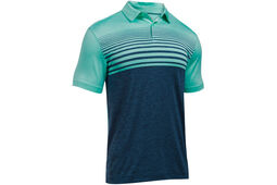 Polo Under Armour CoolSwitch Upright Stripe