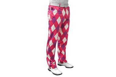 Royal & Awesome Back to the Fuchsia Trousers