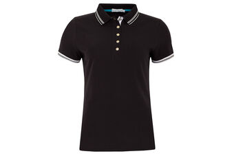 Green Lamb Claudine Club Ladies Polo Shirt