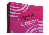 Bridgestone Golf Ladies Precept 12 Golf Balls 2016