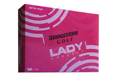 Bridgestone Golf Precept Golfbälle 12 Stück Fur Damen 2016