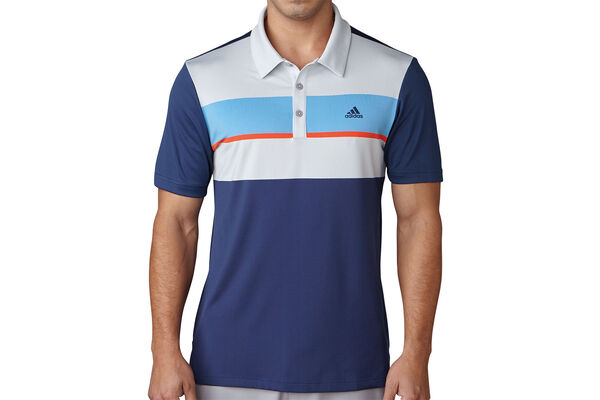 Adidas Polo Chest Block S7