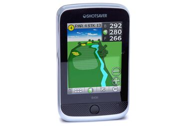 Shotsaver Tour Pro S430 GPS Golf Rangefinder