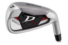 Wilson Deep Red Maxx Irons Steel 5-SW