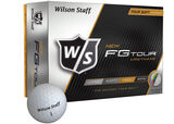 12 Balles de golf Wilson Staff FG Tour