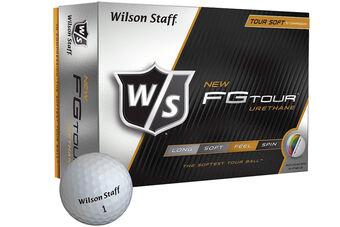 Wilson Staff FG Tour 12 Ball Pack