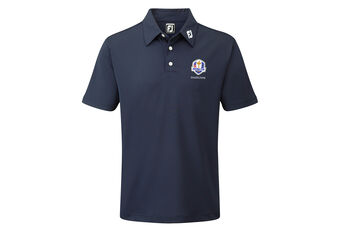 FootJoy Solid Colour Ryder Cup Polo Shirt
