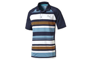 PUMA Golf Road Map Polo Shirt S6
