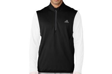 adidas Golf climaheat 1/2 Zip Vest