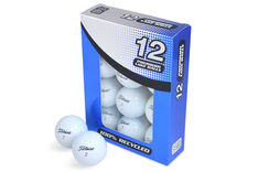 Second Chance Titleist NXT Grade A 12 Ball Pack