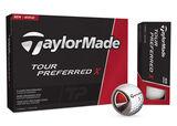 TaylorMade Tour Preferred TPX 12 Golf Balls