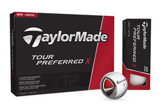 TaylorMade Tour Preferred X 12 Ball Pack