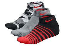 Nike Golf Tech Cushion Socks 3 Pack