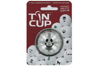 Tin Cup Ingognito Ball Marker
