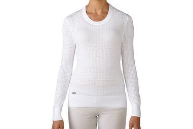 adidas Golf Ladies Essentials Crew Sweater