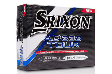 Srixon AD333 Tour 12 Golf Balls 2016
