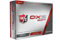 Wilson Staff DX2 Soft 12 Ball Pack