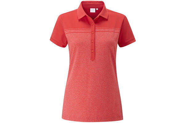 Ping Polo Hannah Heathered S7