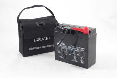 Leoch LPCG 12V20ah GEL Battery
