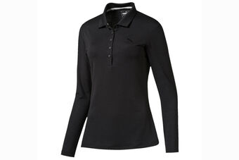PUMA Golf Long Sleeve 2016 Ladies Polo Shirt