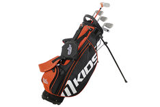 "Masters Golf MKids Lite 49"" Junior Orange Package Set"
