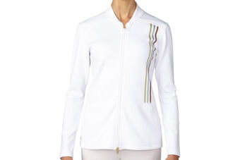 adidas Golf 3 Stripe Ladies Wind Jacket