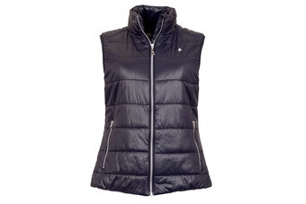 Green Lamb Jane Padded Ladies Gilet