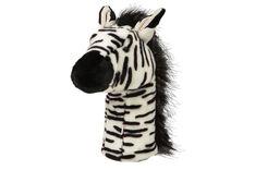 Daphnes Headcover Zebra