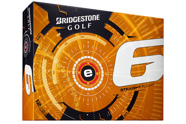 12 Balles de golf Bridgestone Golf e6