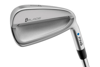 PING iBlade Irons Steel 4-PW