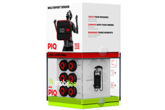 PIQ Sensor & Golf Mobitee GPS Package