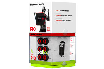 PIQ Sensor & Golf Mobitee GPS Package