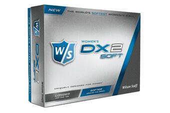 Wilson Staff DX2 Soft Ladies 12 Ball Pack