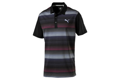 PUMA Golf Road Map Poloshirt