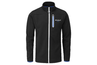 Stuburt Fleece Cyclone Windshirt