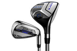 Cobra Golf MAX 4-5 Hybrid & Irons Steel 6-SW