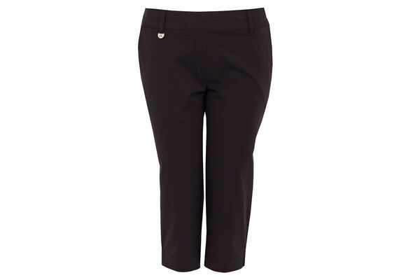 Calvin Klein Ladies Azores Capri Stretch Trousers