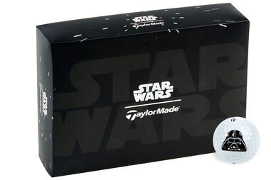 12 Balles de golf TaylorMade Burner Soft Star Wars