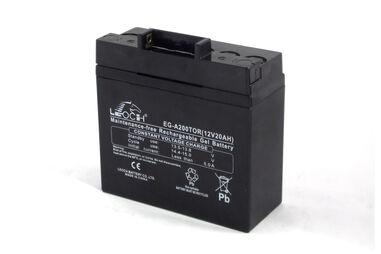 Leoch 12V20ah GEL T Bar Battery