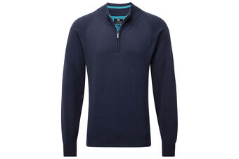 Palm Grove 1/4 Zip Sweater