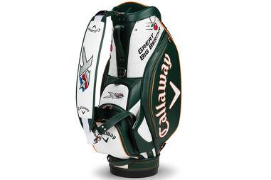 Callaway Golf Masters Majors Staff Bag